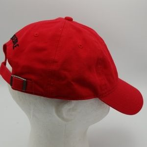 Disney Accessories - Disney Mr. Incredible red Dad hat adult one size